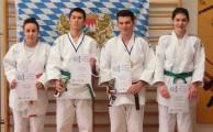 Kata-Team TuS Traunreut