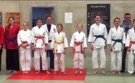 Oberbayerische Jugend-Kata-Meisterschaft in Traunreut