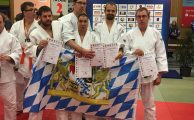 Tobias Brückner auf Deutscher G-Judo erfolgreich